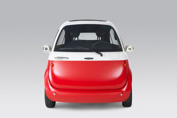 microlino car red front 003