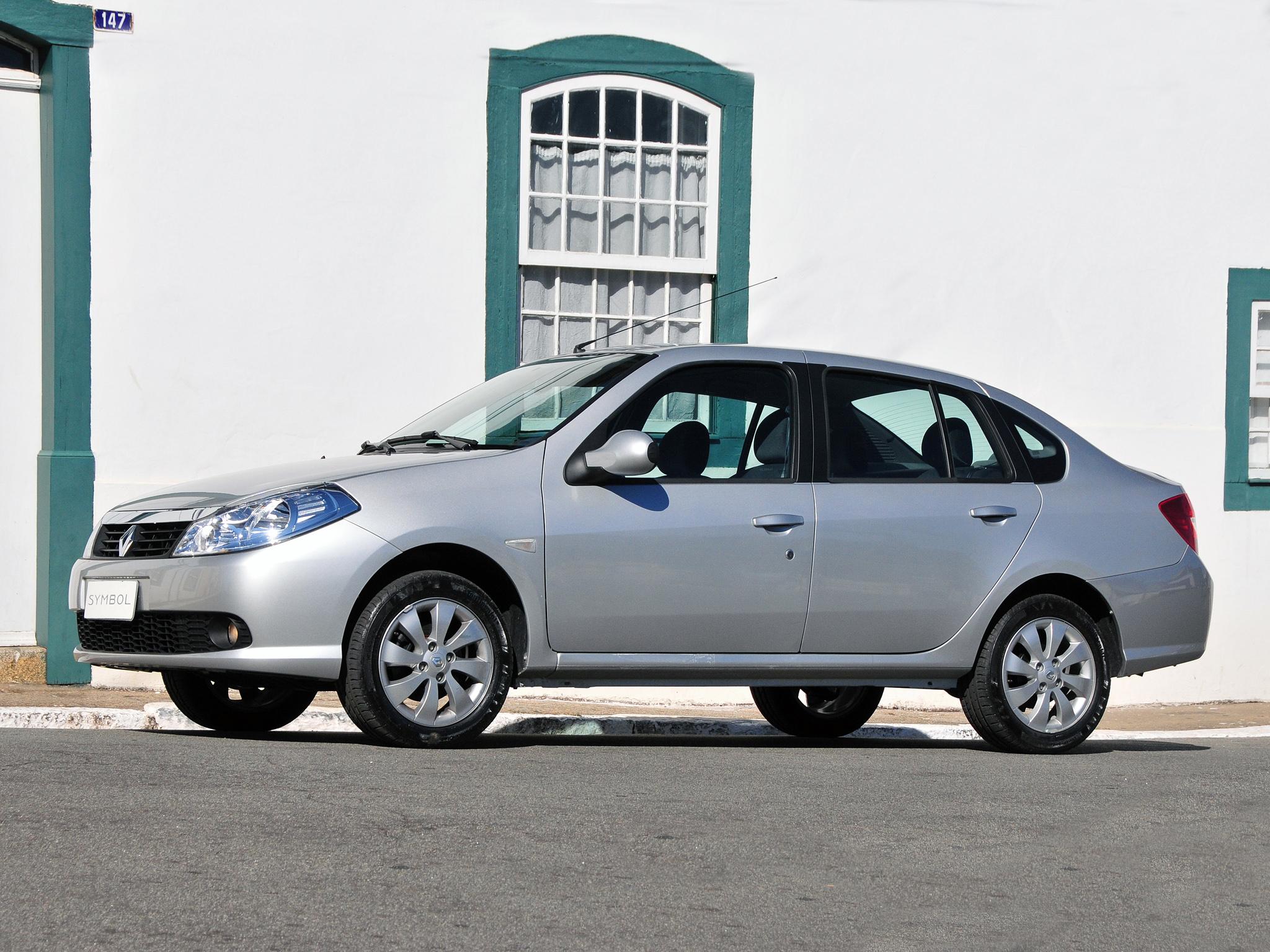 Carros que saíram de linha precocemente no Brasil: Renault Symbol