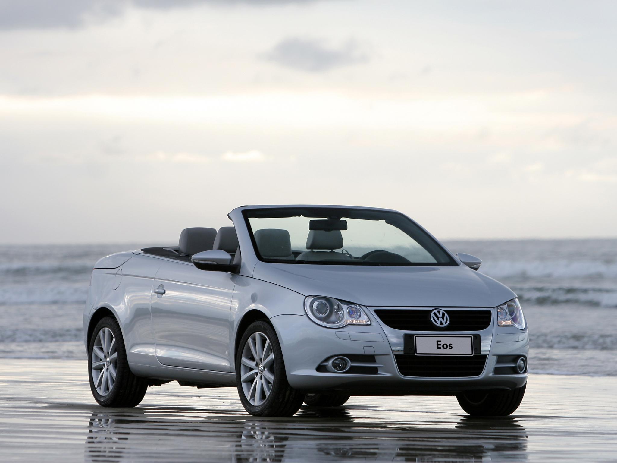 Volkswagen Eos é um dos carros conversíveis mais raros do país, pois foi vendido por apenas um ano e meio