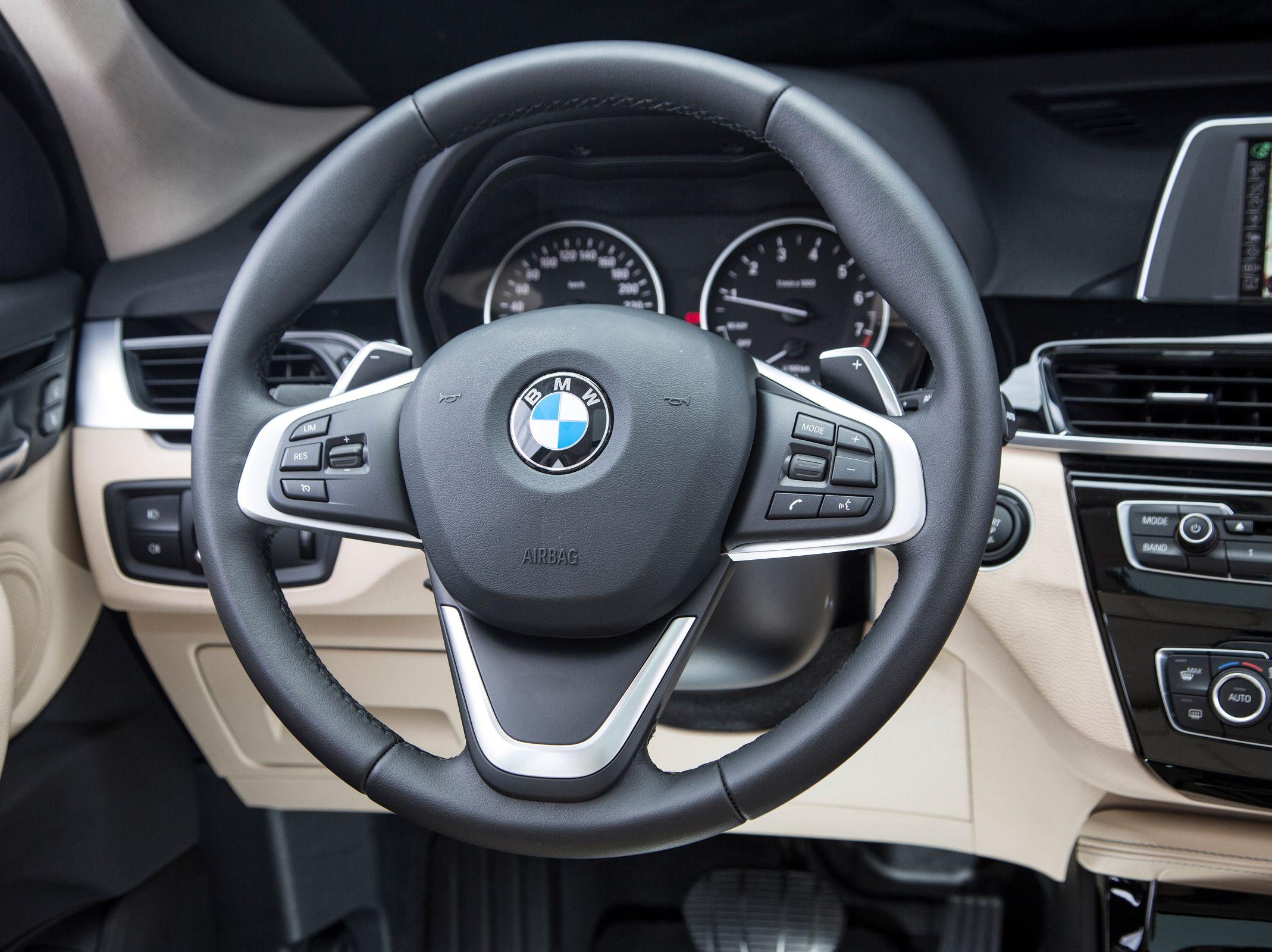 BMW X1 2019 não teve qualquer mudança estética