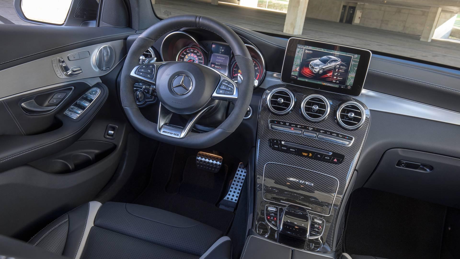 2018 mercedes amg glc 63 coupe 4