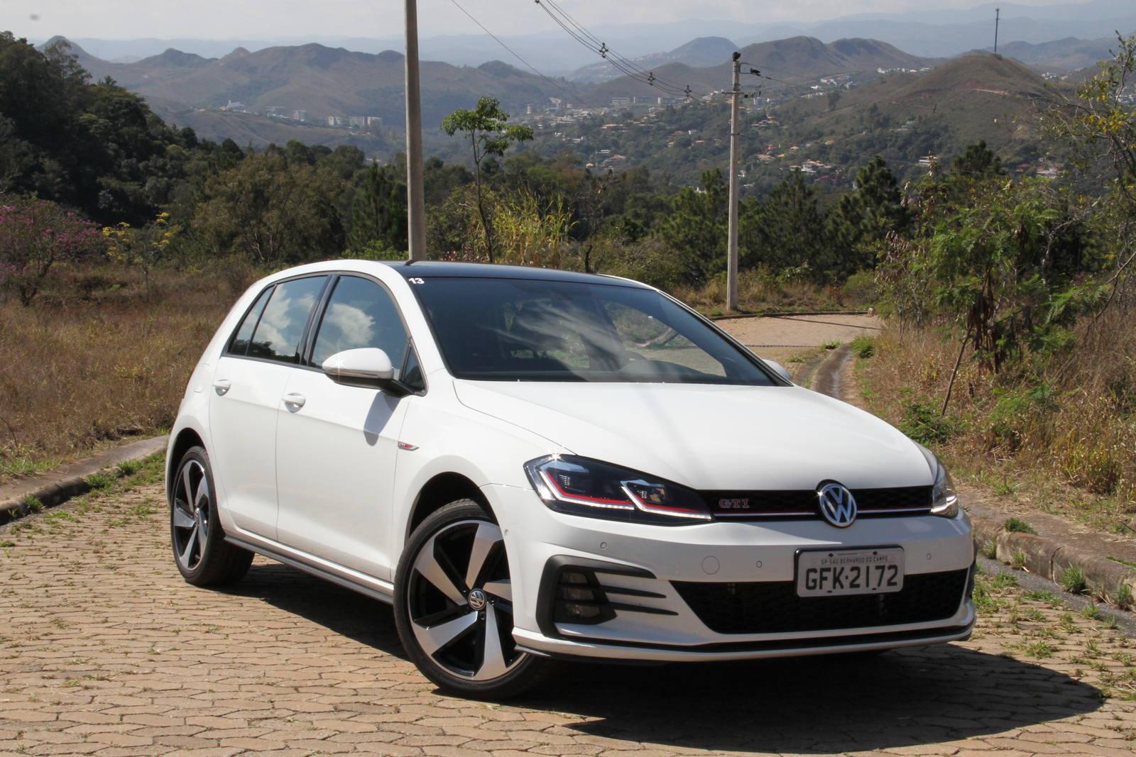 Carros que menos desvalorizaram: Golf GTI