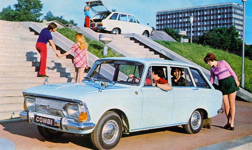 Veículo soviético serviu de base para projeto de fabricante de caros elétricos russos
