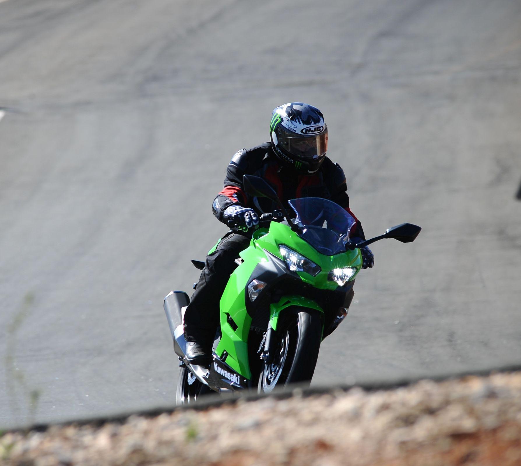 Kawasaki Ninja 400 2019 cresceu e ficou mais leve