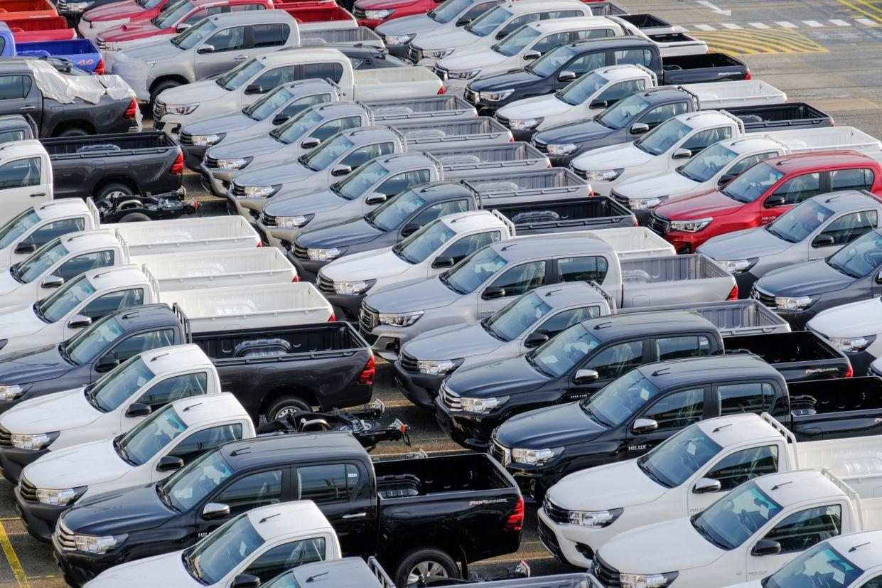 Vendas de veículos apresentaram alta em 2018 sobre 2017
