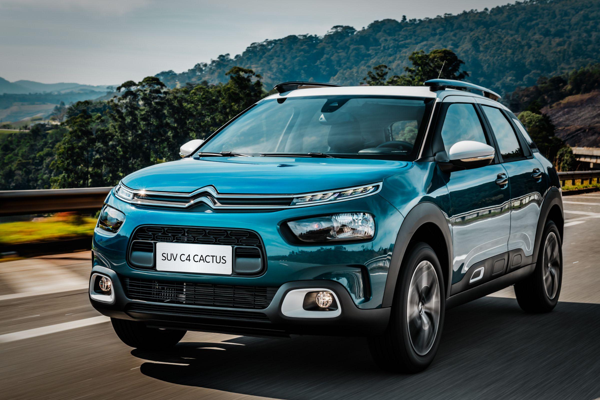 [Impressões] Citroën C4 Cactus Feel tem boa dirigibilidade