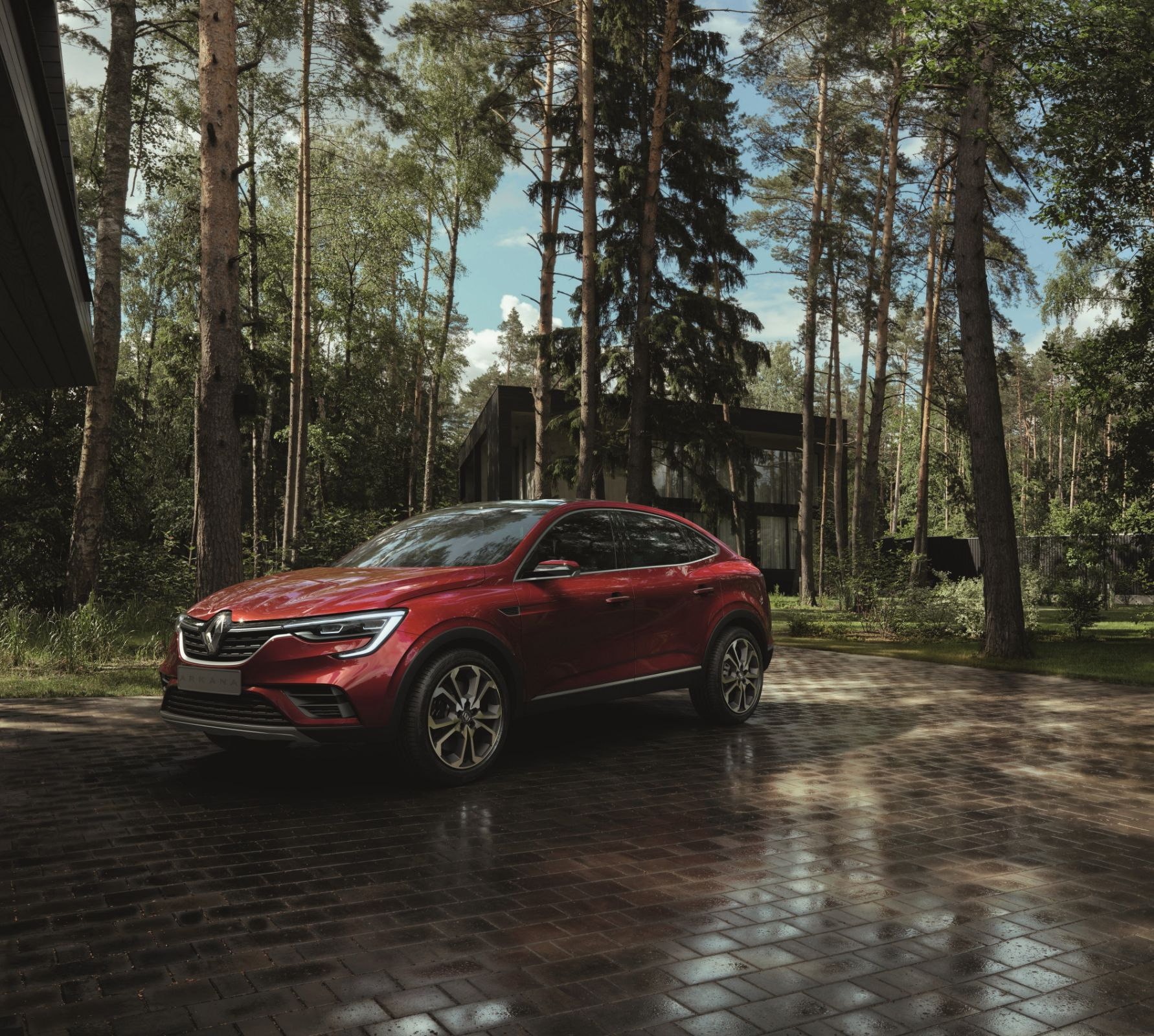 Arkana, o novo SUV da Renault, foi apresentado nesta quarta-feira, 29. Crossover chega às ruas brasileiras em 2020. Projeto é voltado aos países emergentes.
