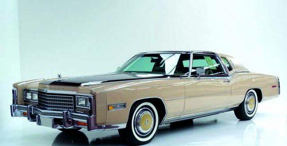 cadilac eldorado custom biarritz classic 1971