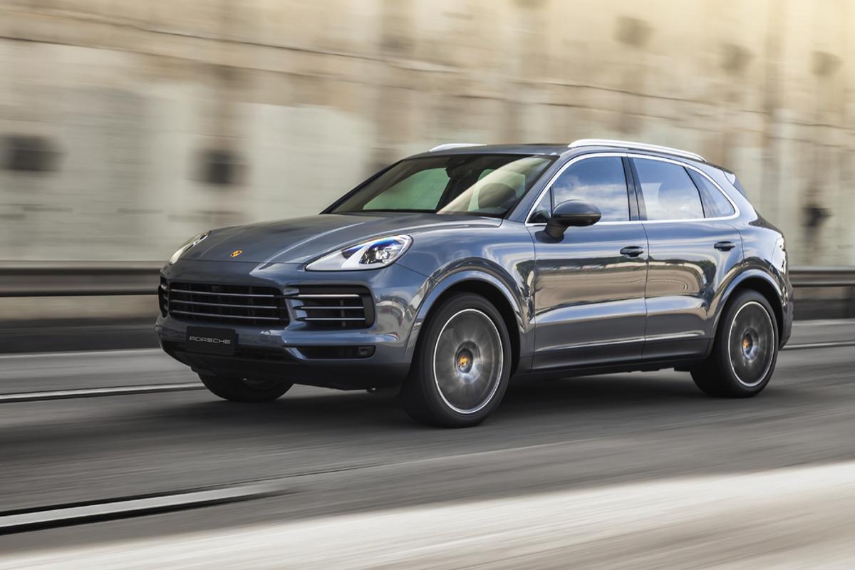 Porsche Cayenne 2019: SUV da Aston Martin não está sozinho