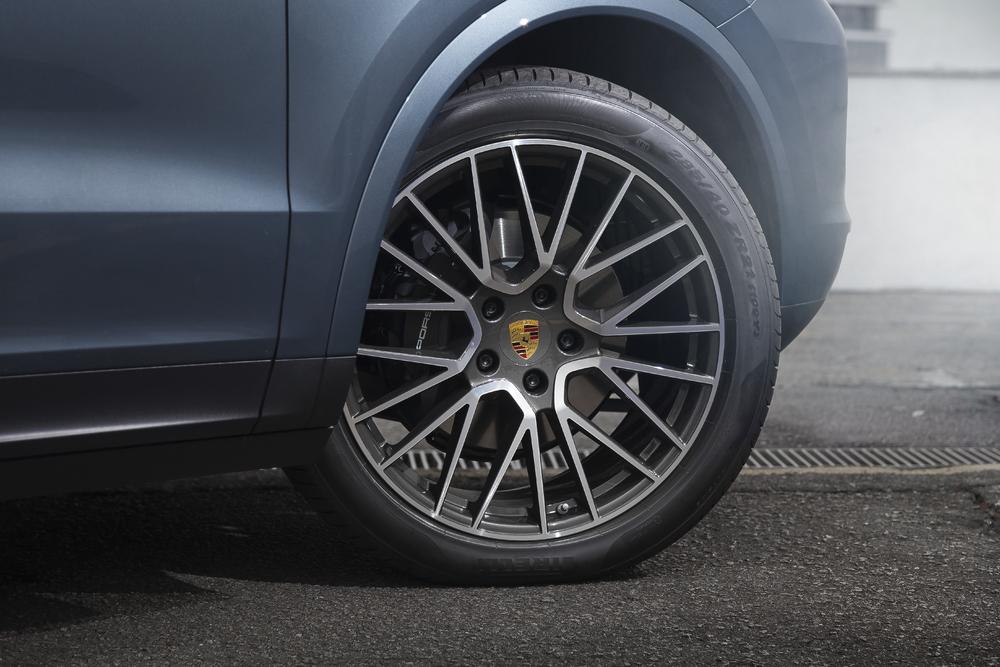 Terceira geração do Porsche Cayenne