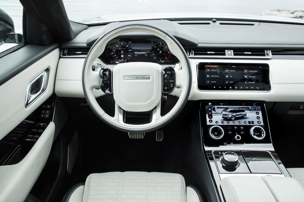 A Jaguar Land Rover apresentou, nesta segunda-feira, o Range Rover Velar 2019. Confira preços, versões e imagnes do SUV Premmium.