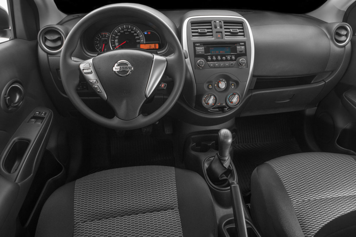 Nissan Versa S