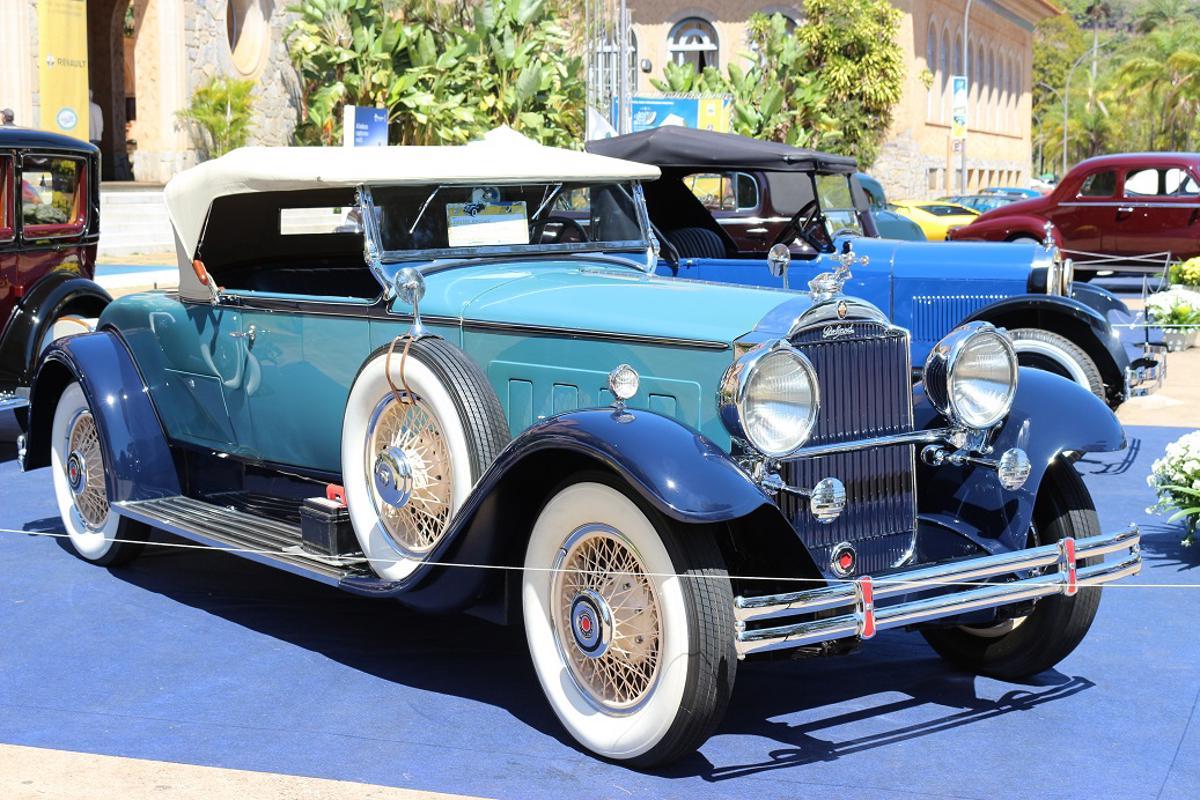 Packard Roadster 1931 ganhou o mais importante dos prêmios do Brazil Classics Renault Show
