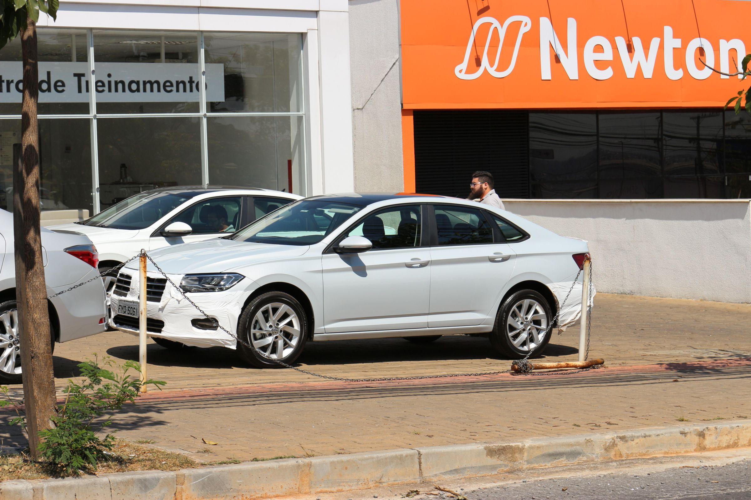 Novo Jetta 2019 está sendo apresentado para a rede VW