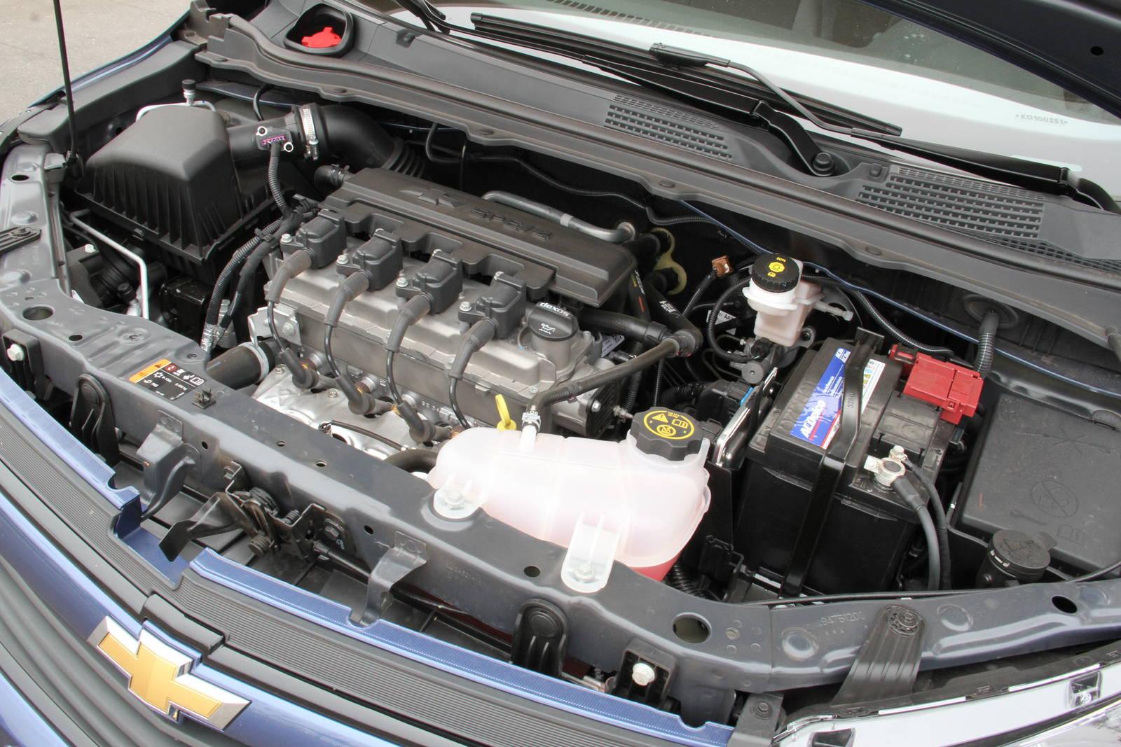 Chevrolet Onix Activ tem o veterano 1.4