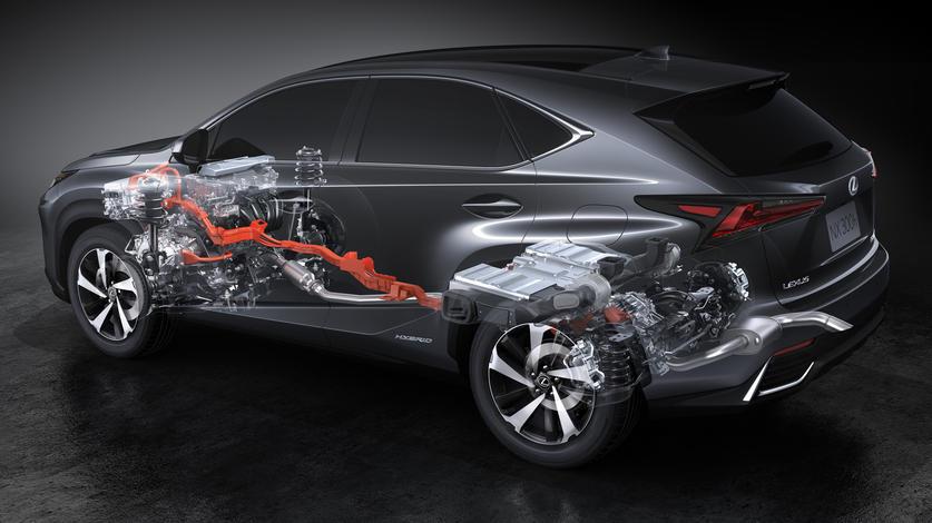 Lexus lança a linha 2019 do SUV compacto NX 300h no Brasil. Motorização confirma a informação de que a marca só tratá modelos híbridos para o país.