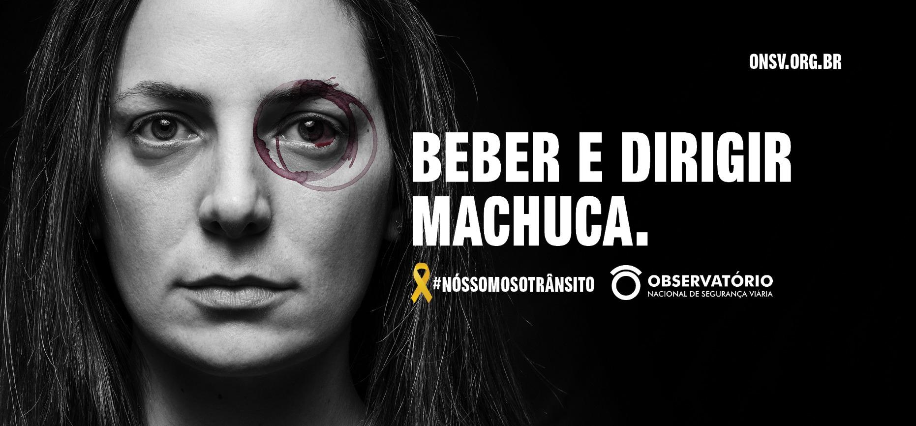 """Na Semana Nacional de Trânsito, Contran lança a campanha """"nós somos o trânsito"""". Saiba o que você pode fazer para se tornar um motorista melhor."""