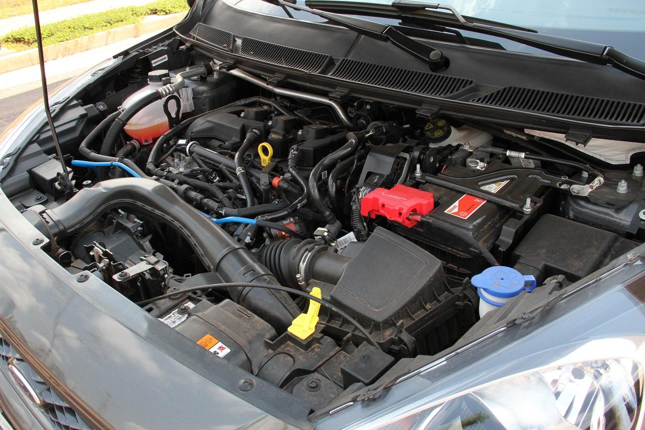 Ford Ka Freestyle tem motor 1.5 de três cilindros