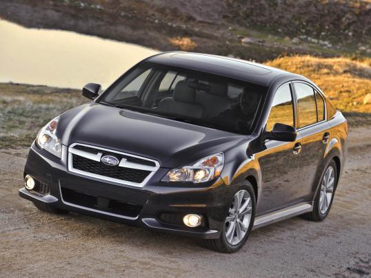 Subaru convoca 429 unidades dos modelos Outback e Legacy para recall do freio de estacionamento, que pode ser ativado em movimentonão ou não funcionar.