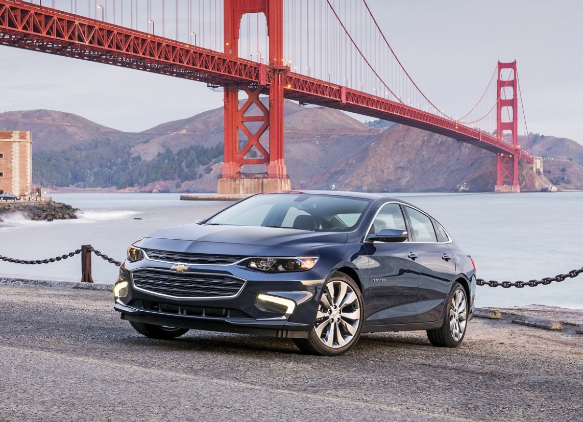 Ford eliminará Fusion, concorrente do Chevrolet Malibu