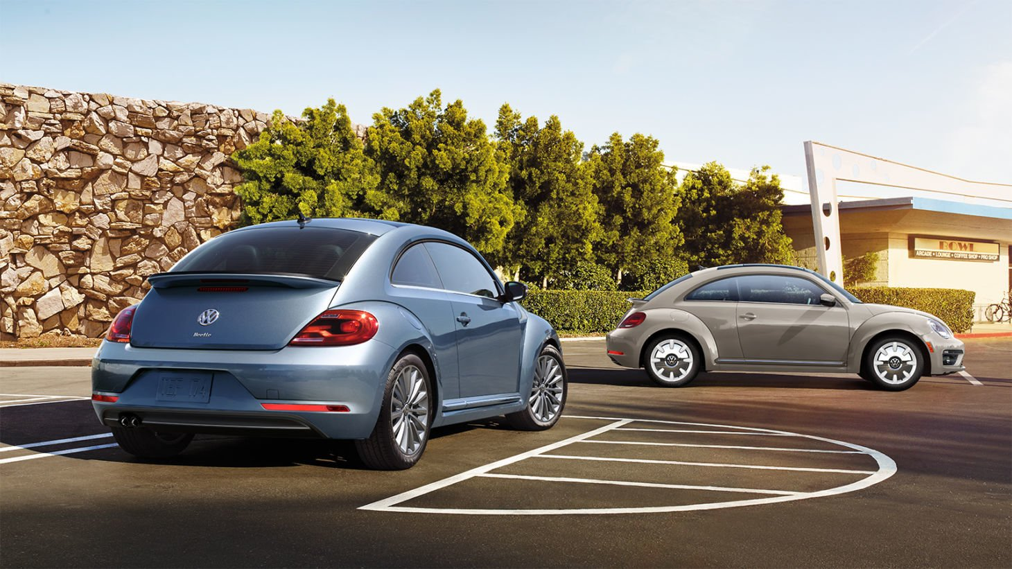 new beetle finally edition