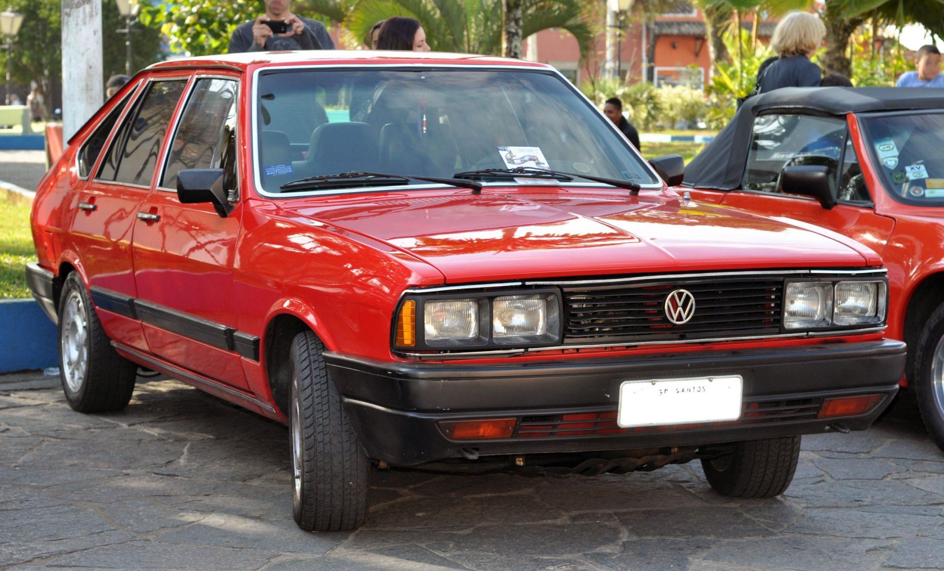1986 1988 vwb passat