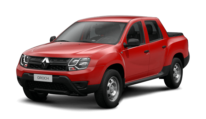 Renault Duster Oroch Express: Entre os carros sem ar condicionado, exitem apenas dois de passeio mas, entre os comerciais leves, preços chegam até R$ 71.990 sem contar com o equipamento.