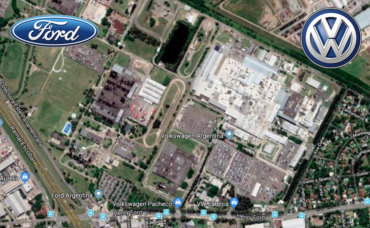 Ford e VW