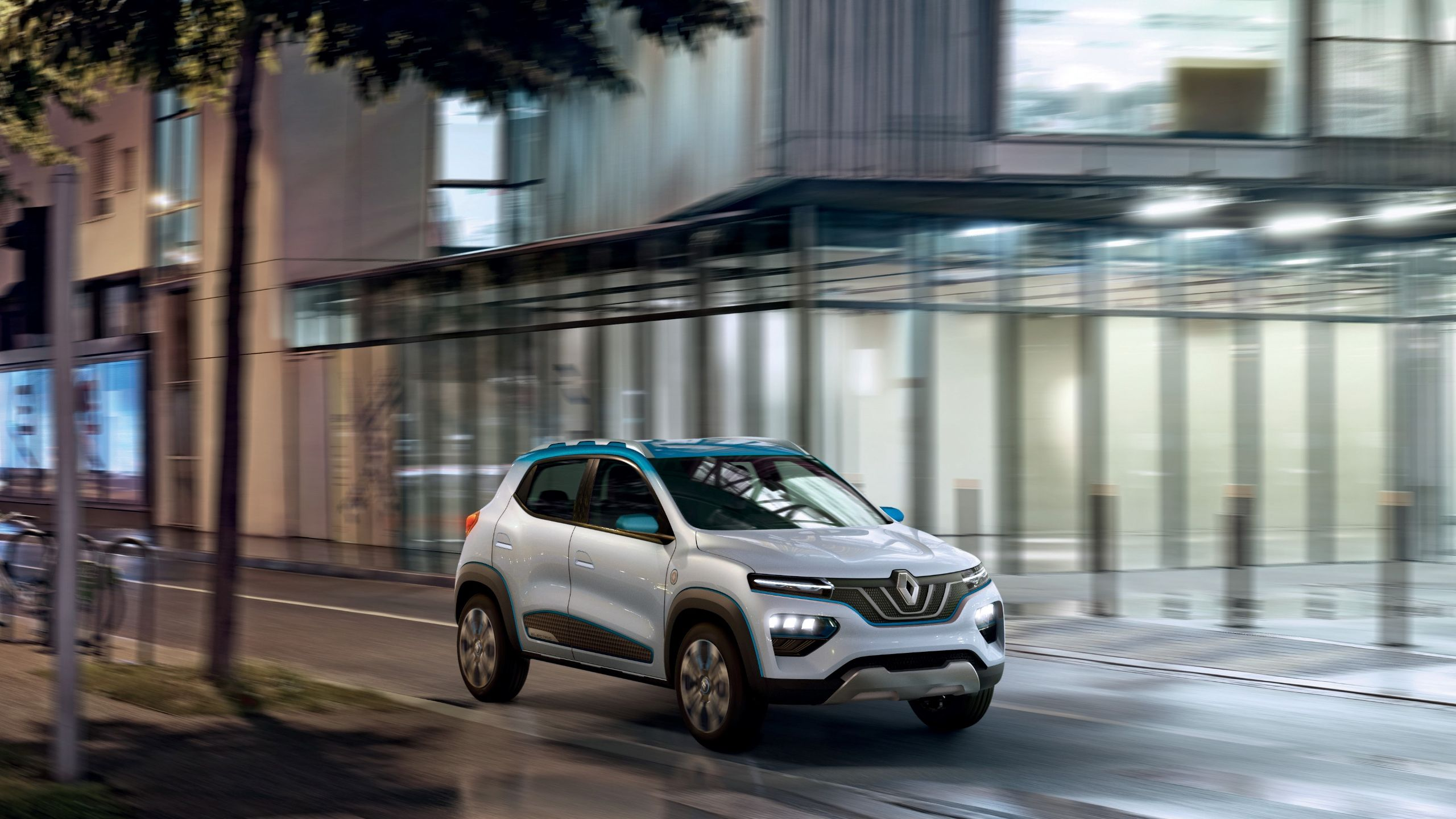 Kwid elétrico será fabricado em breve na China. Renault apresenterá 9 modelos elétricos na China e versões híbridas do Clio, Captur e Mégane na Europa.
