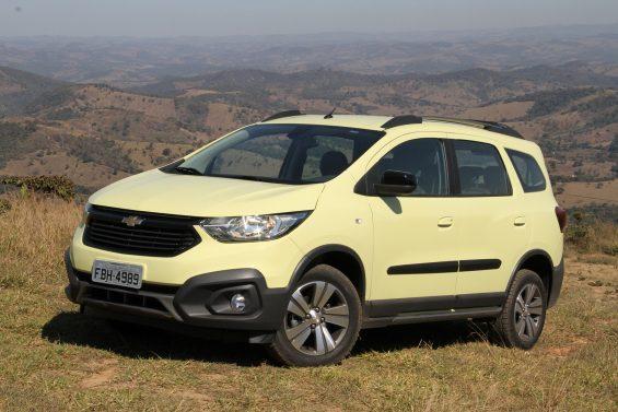 Chevrolet Spin De 7 Lugares Verso Activ Vale A Pena