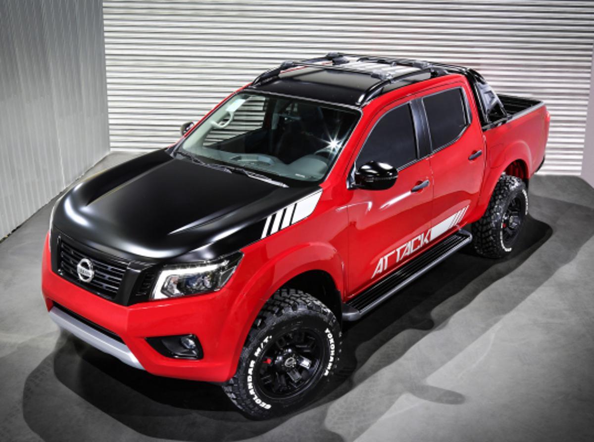 Diretor da Nissan confirmou a vinda da versão de acabamento Attack, da picape Frontier, para o Brasil. Modelo será lançado este mês na Argentina.
