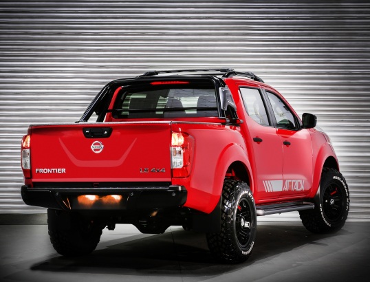 nissan frontier attack concept 96
