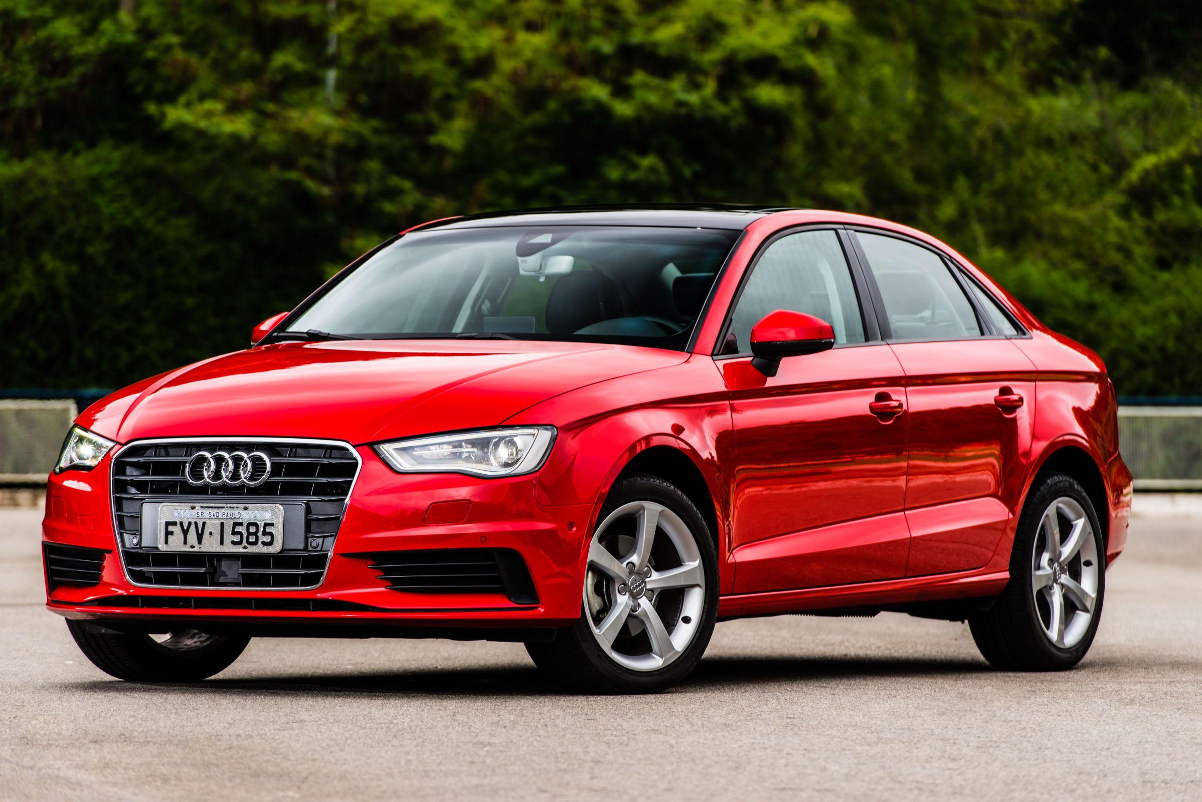 Audi A3 Sedan tem motor 1.4 turbo