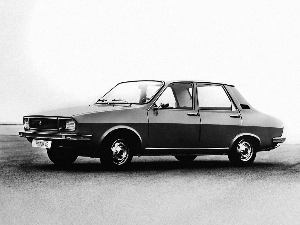 Carros feios, mas competentes: Renault 12