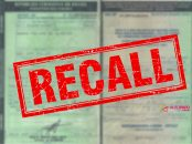 documento carro recall