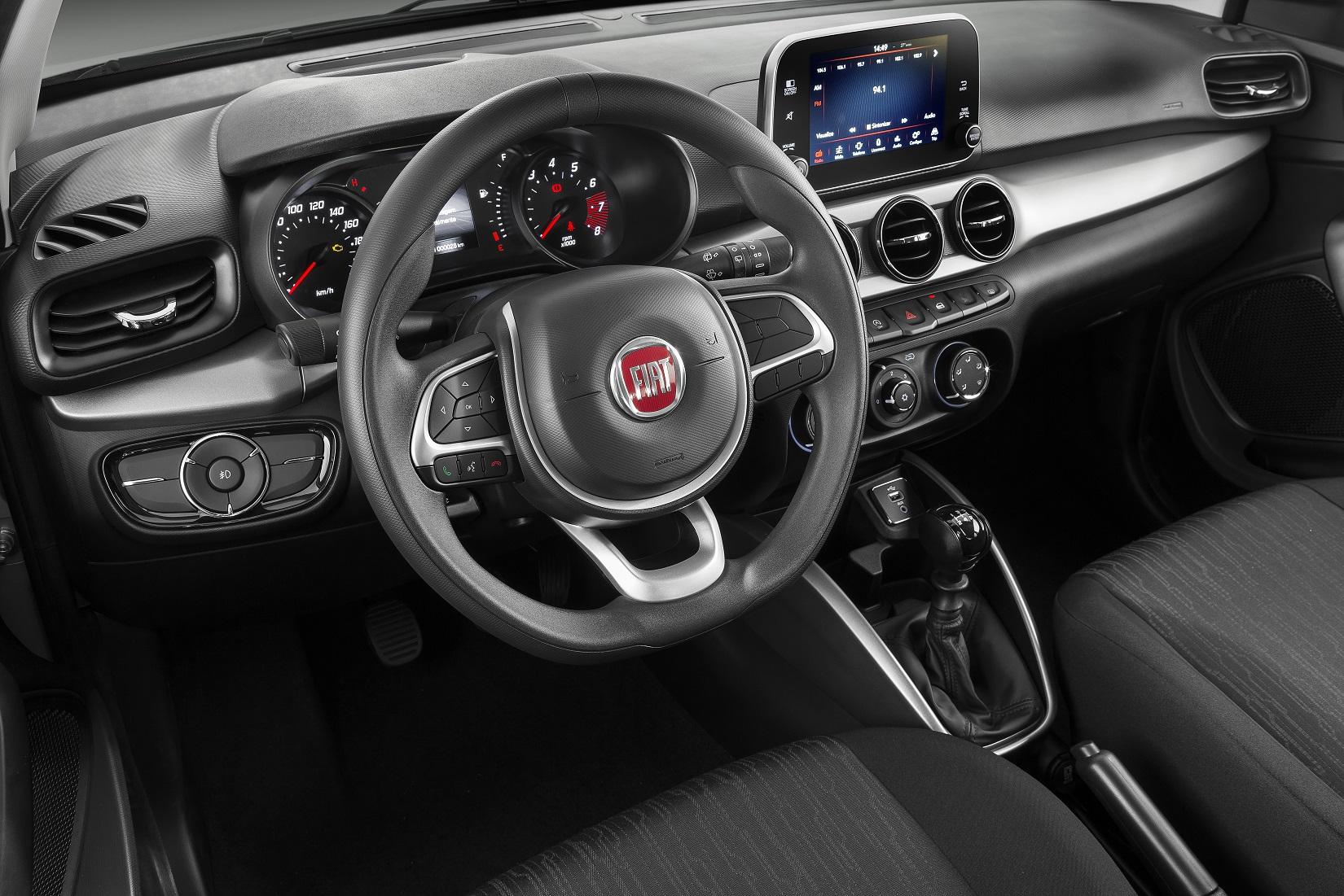 Fiat Argo Precision chega à linha 2019 com poucas novidades; preços partem de R$ 62.990