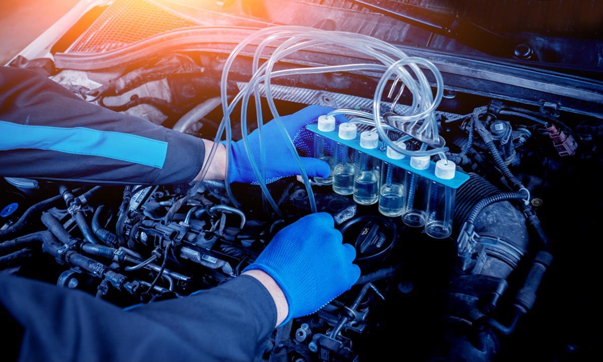 motor flex gasolina conversor combustivel shutterstock 636125345