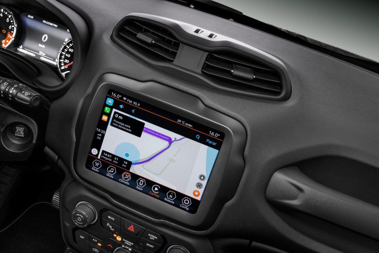 Jeep Renegade Interior >> Jeep Renegade 2019: preços, versões, conteúdo e versão PcD
