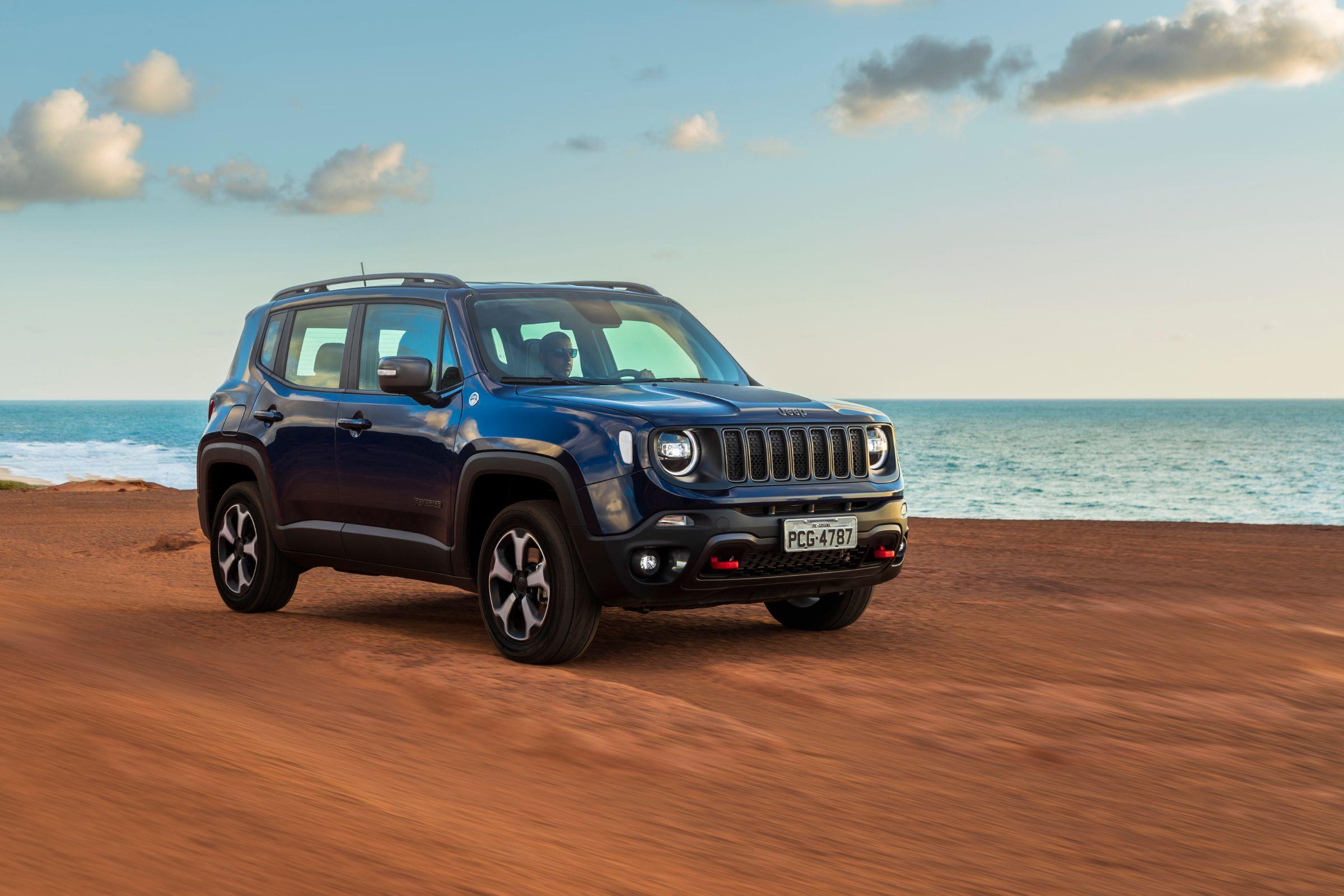 carros mais vendidos em abril: Renegade em 8º