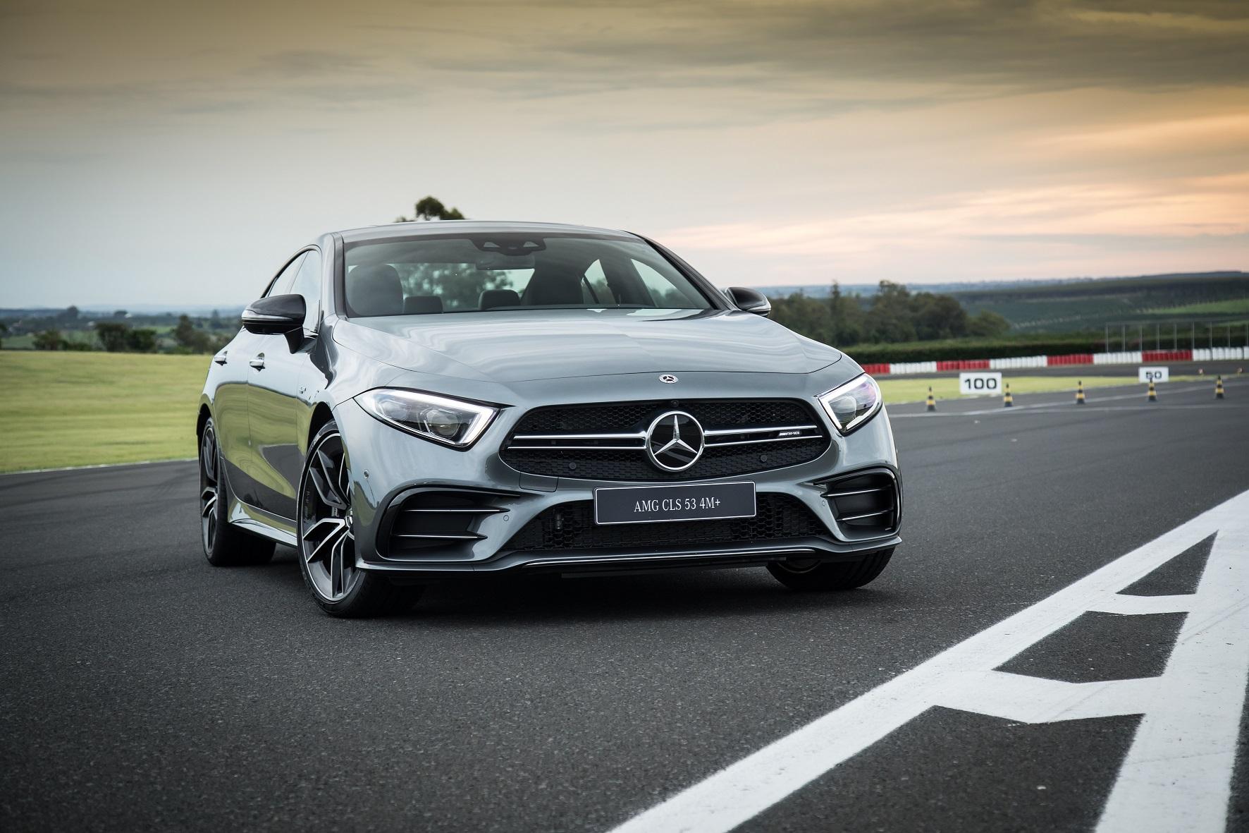 Mercedes AMG CLS 53 4Motion acaba de chegar ao mercado brasileiro, por R$ 599,9 mil; e nós já o dirigimos do autódromo Velo Città