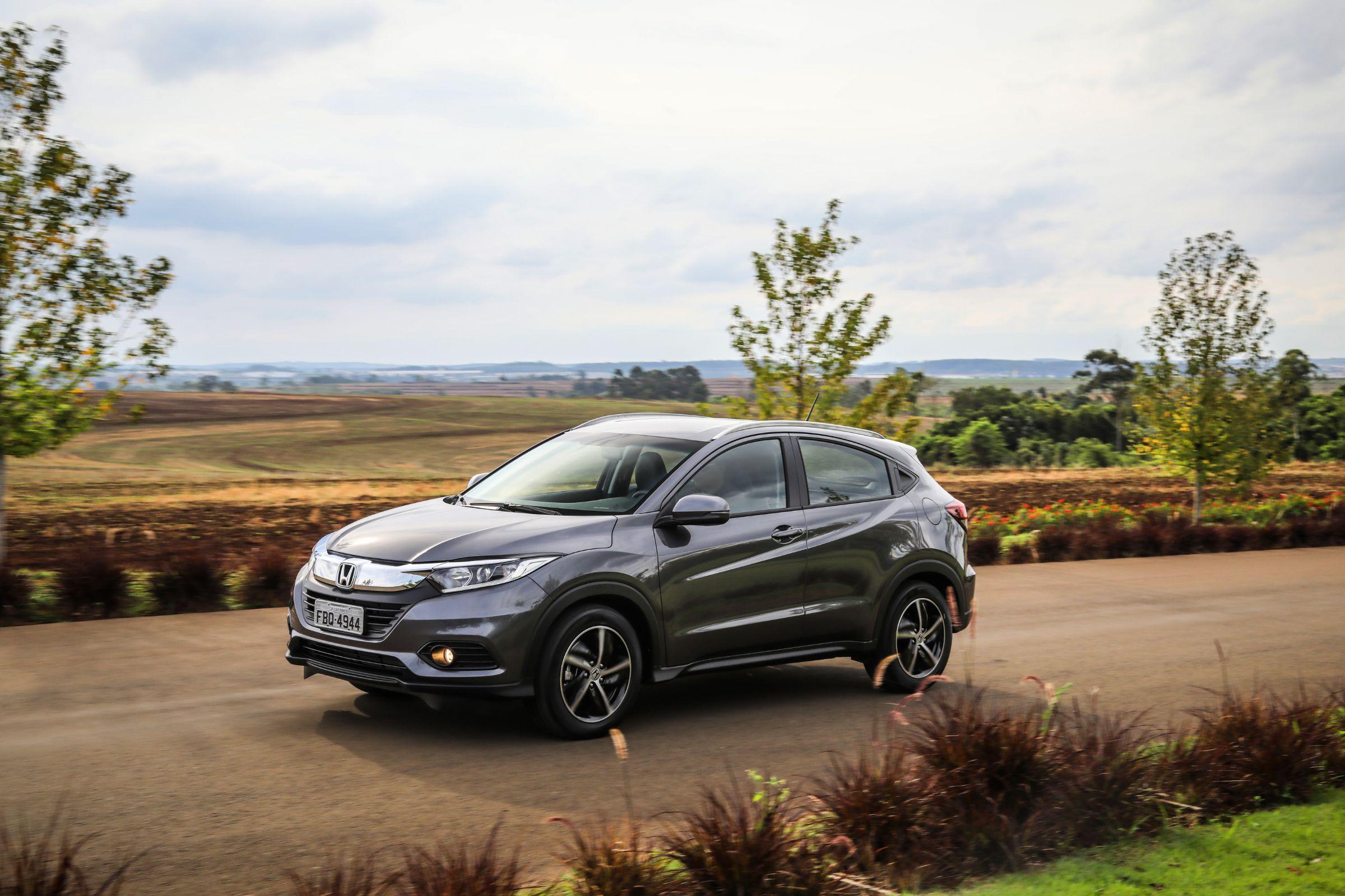 Honda HR-V 2019: convívio com o WR-V melhorou-o