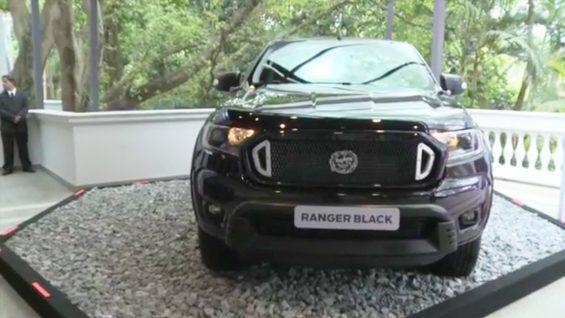 ranger black