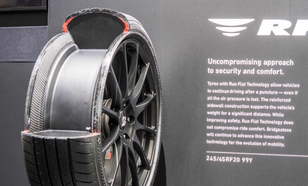 run flat pneu shutterstock 778750843 e1540400770790