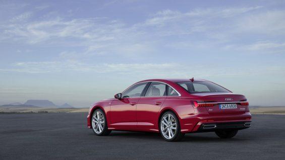 Dupla do Audi A6 e A7 ganharam novos motores com tecnologia mild-hybrid e uma revitalizada no design para introduzir nova linguagem da marca.