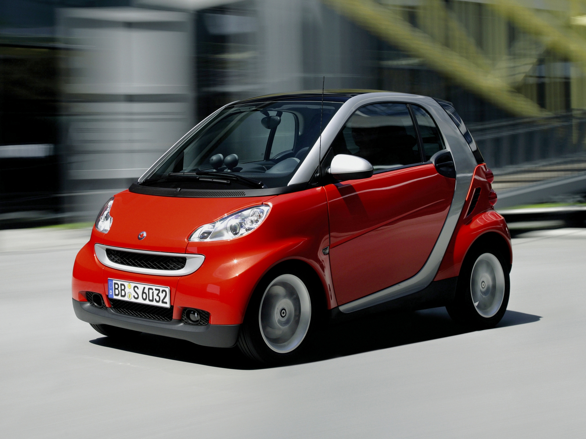 smart fortwo 2007 a 2010
