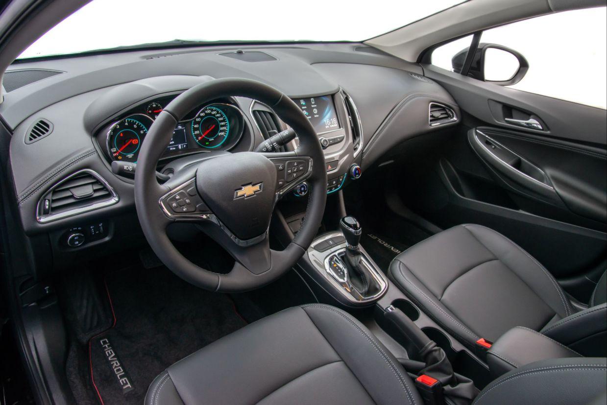Cruze 2019 chega às concessionárias Chevrolet por R$ 98.790
