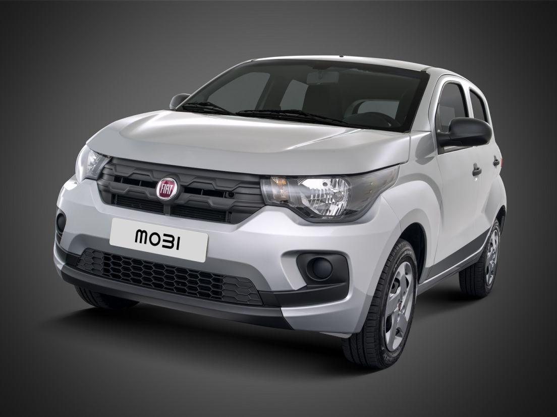 Carros PcD Fiat: Mobi Easy 1.0 custa R$ 25.485,12