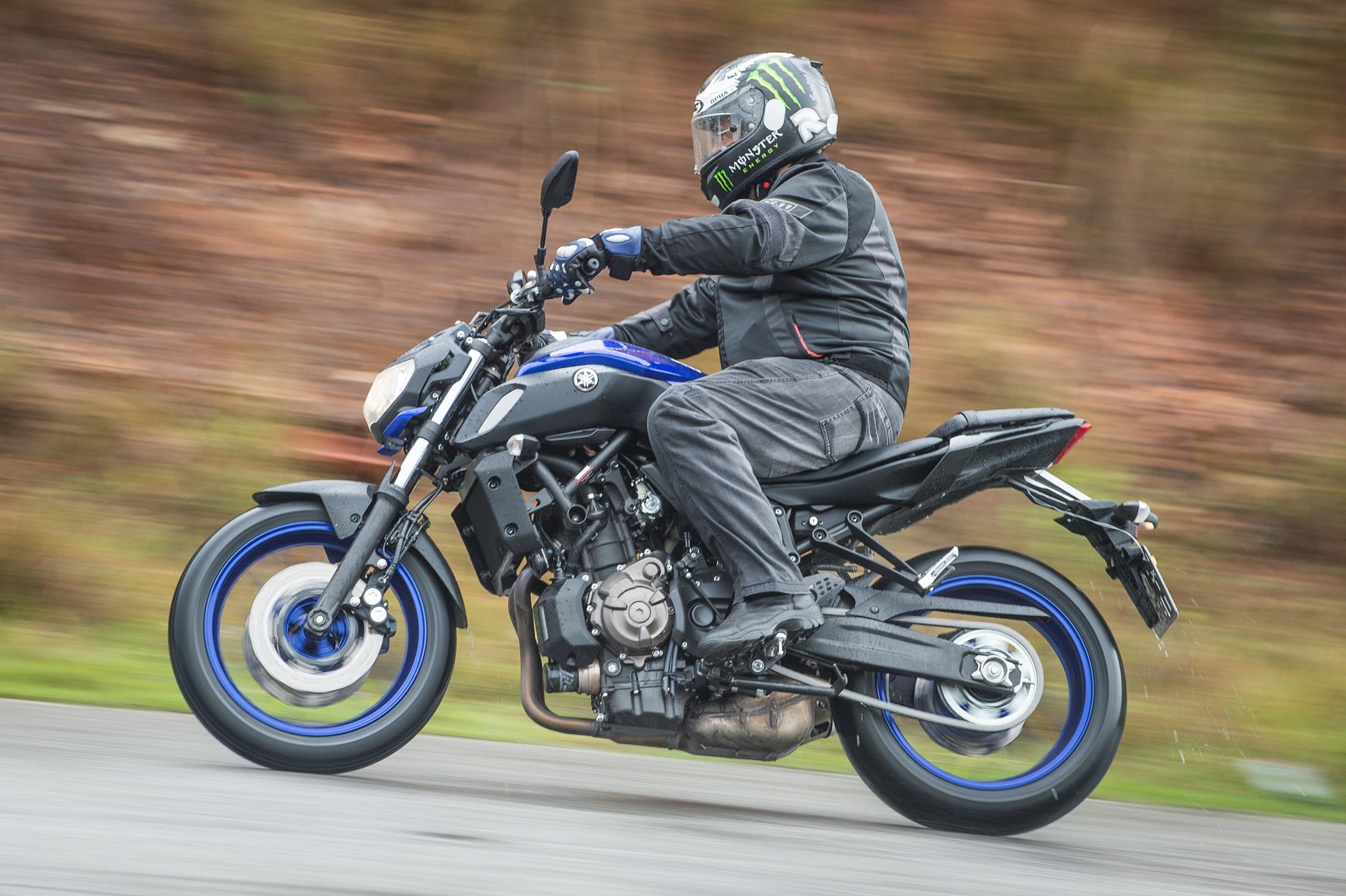 Yamaha MT-07 faz parte da família MT, que significa Máster of Torque, ou Mestre da Força