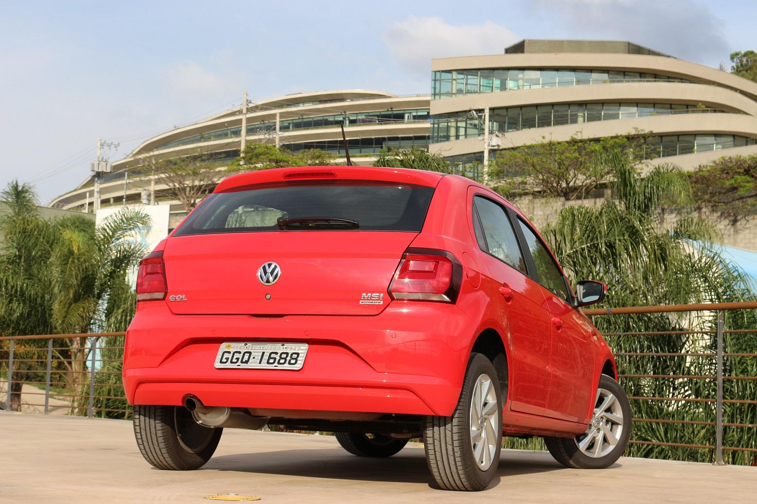 Avaliação mostra que Volkswagen Gol automático tem mecânica eficiente, mas projeto está datado em outros aspectos