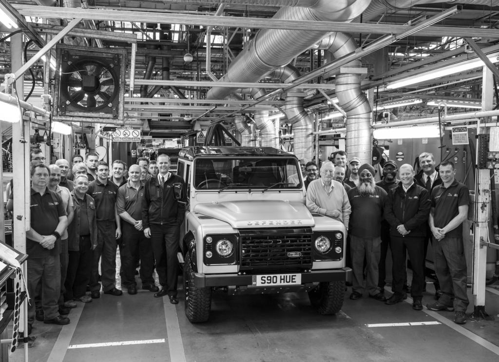Conheça nove curiosidades sobre a história da Land Rover, que está completando 70 anos da produção de seu primeiro modelo em 2018.